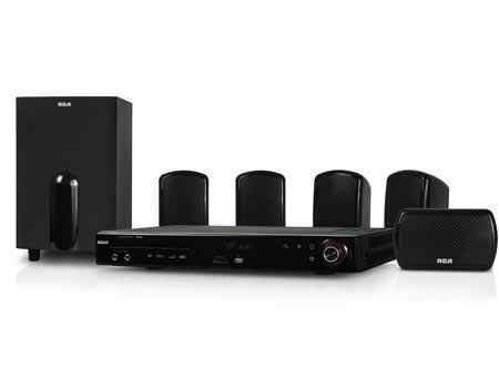 Home Theater RCA RTD 158